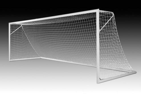 Kwik Goal 8' x 24' Fusion Soccer Goal with Wheels