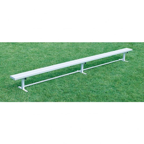 Kwik Goal Aluminum Bench - 15'