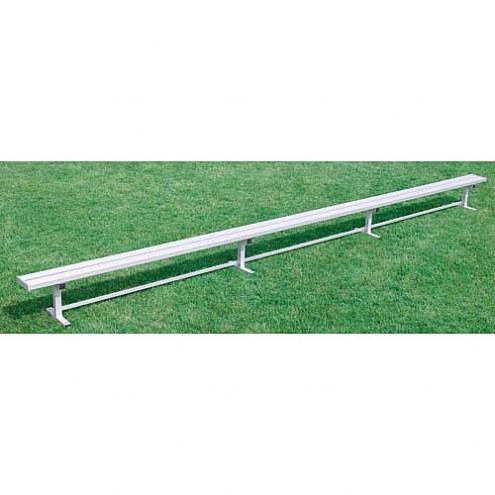 Kwik Goal Aluminum Bench - 21'