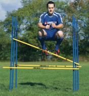 Kwik Goal Yellow Coaching Sticks Hurdles
