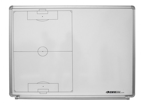 "Kwik Goal Dry Erase Board 33"" x 44"""