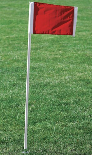 Kwik Goal Official Soccer Corner Flags - Set of 4