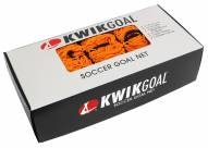 Kwik Goal Recreational Soccer Net - 8' x 24' x 4' x 10'