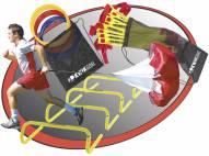 Kwik Goal Soccer Training Player Speed Kit