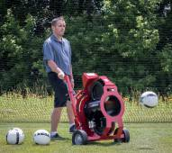 Kwik Goal Strike Attack Soccer Ball Machine