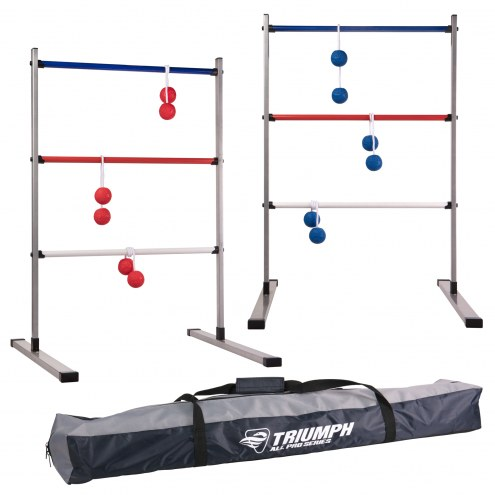 Triumph Full Steel Compression Fit Ladderball
