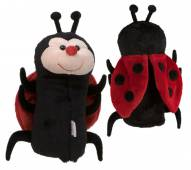 Lady Bug Hybrid/Utility Golf Club Headcover