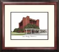 Lamar Cardinals Alumnus Framed Lithograph