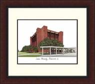 Lamar Cardinals Legacy Alumnus Framed Lithograph