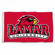Lamar Cardinals Red 3' x 5' Flag