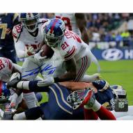 Landon Collins Signed New York Giants Interception 8 x 10 Photo