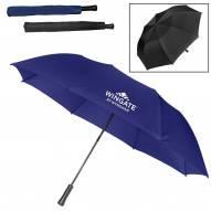 "55"" Large Auto Open Folding Custom Umbrella"