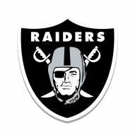 """Las Vegas Raiders 8"""" Team Logo Cutout Sign"""