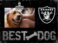 Las Vegas Raiders Best Dog Clip Frame