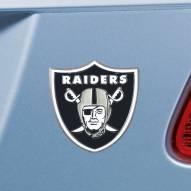 Las Vegas Raiders Color Car Emblem