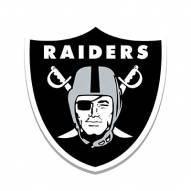 Las Vegas Raiders Distressed Logo Cutout Sign