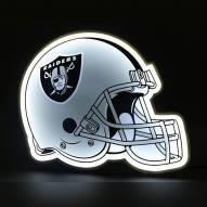Las Vegas Raiders Football Helmet LED Lamp