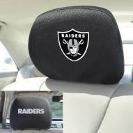 Las Vegas Raiders Headrest Covers