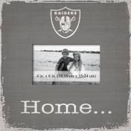 Las Vegas Raiders Home Picture Frame