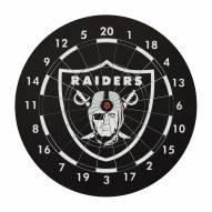 Las Vegas Raiders Paper Dartboard Gift Set