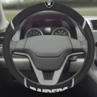 Las Vegas Raiders Steering Wheel Cover