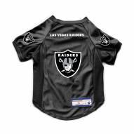 Las Vegas Raiders Stretch Dog Jersey