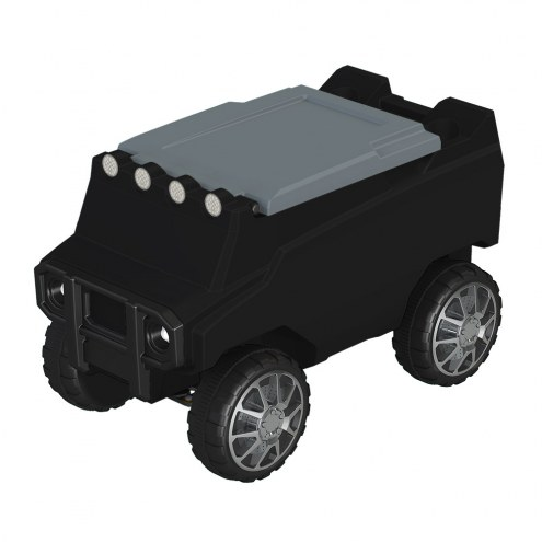 Las Vegas Raiders Team Color Remote Control Rover Cooler