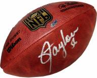 Lawrence Taylor Signed NFL Duke Football