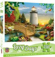 Lazy Days Dawn of Light 750 Piece Puzzle
