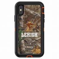 Lehigh Mountain Hawks OtterBox iPhone X Defender Realtree Camo Case