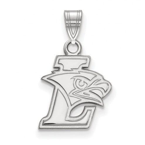 Lehigh Mountain Hawks Sterling Silver Small Pendant