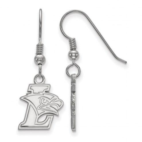 Lehigh Mountain Hawks Sterling Silver Small Dangle Earrings