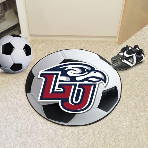 Liberty Flames Soccer Ball Mat