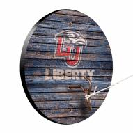 Liberty Flames Weathered Design Hook & Ring Game