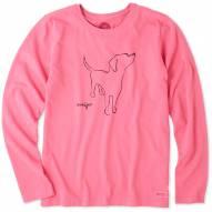 Life is Good Amigo Crusher Women's Long Sleeve Shirt