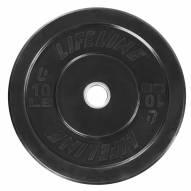 Lifeline Olympic Rubber Bumper Plate