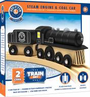Lionel Collector's Steam Engine & Coal Car Wood Toy Train Set