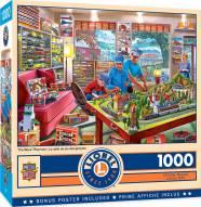 Lionel The Boy's Playroom 1000 Piece Puzzle