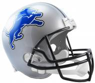 Riddell Detroit Lions Deluxe Collectible NFL Football Helmet