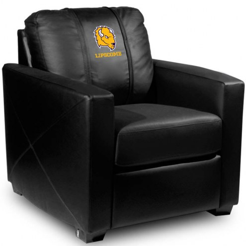Lipscomb Bisons XZipit Silver Club Chair