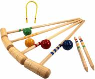 Londero 4-Player Croquet Set