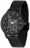 Long Beach State 49ers Black Dial Mesh Statement Watch