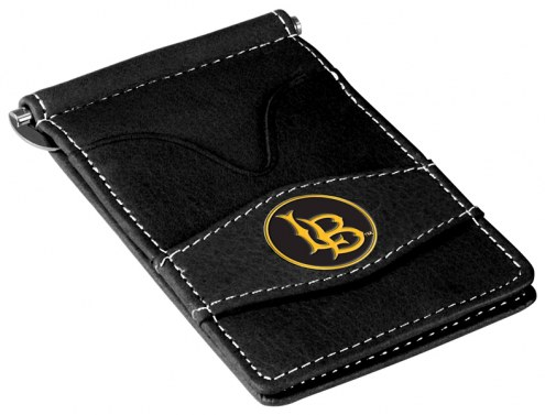 Long Beach State 49ers Black Player's Wallet