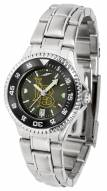 Long Beach State 49ers Competitor Steel AnoChrome Women's Watch - Color Bezel