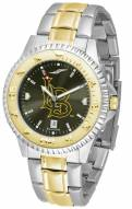 Long Beach State 49ers Competitor Two-Tone AnoChrome Men's Watch