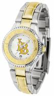 Long Beach State 49ers Competitor Two-Tone Women's Watch