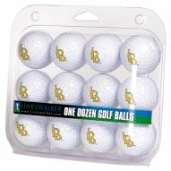 Long Beach State 49ers Dozen Golf Balls