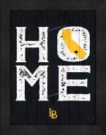 Long Beach State 49ers Home Away From Home Wall Decor