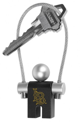 Long Beach State 49ers Jumper Keychain