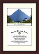 Long Beach State 49ers Legacy Scholar Diploma Frame